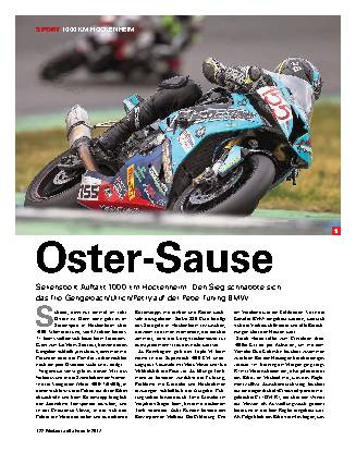 Oster-Sause