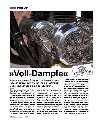 »Voll-Dampfe«