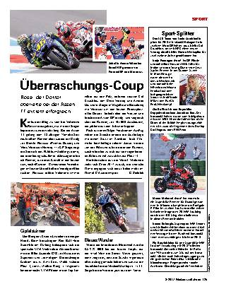 Überraschungs-Coup