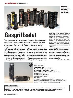 Gasgriffsalat