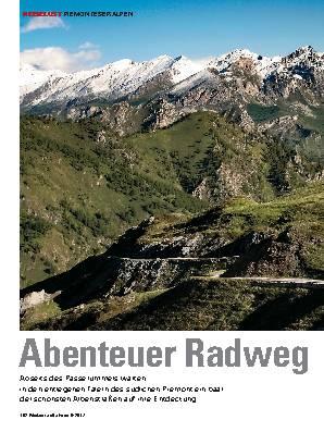 Abenteuer Radweg