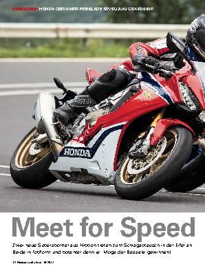 Meet for Speed