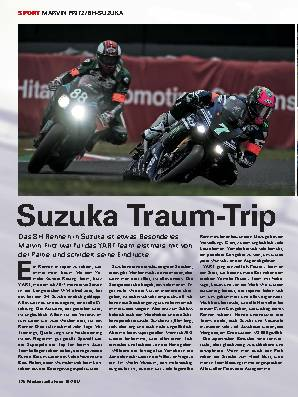 Suzuka Traum-Trip