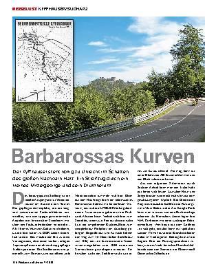 Barbarossas Kurven