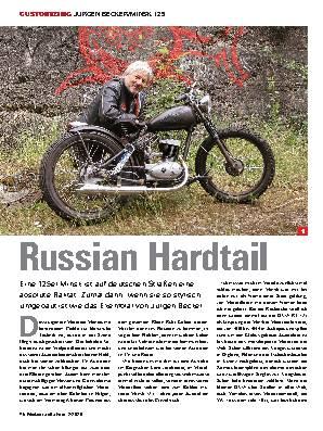 Russian Hardtail