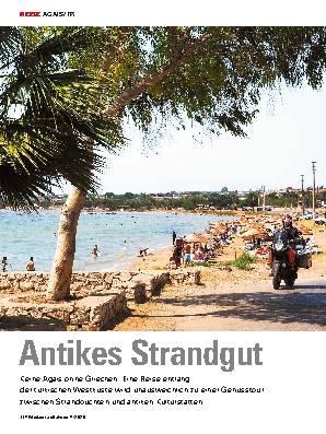 Antikes Strandgut