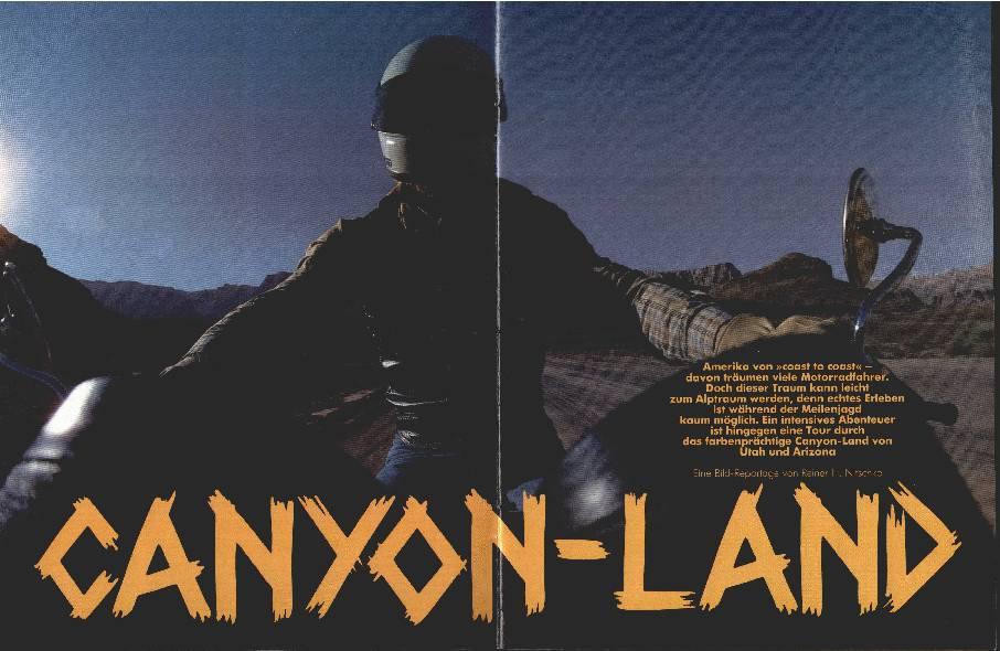Canyon-Land