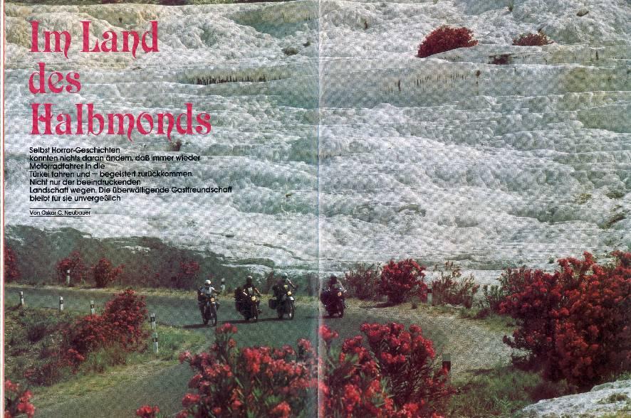 Reise - Im Land des Halbmonds