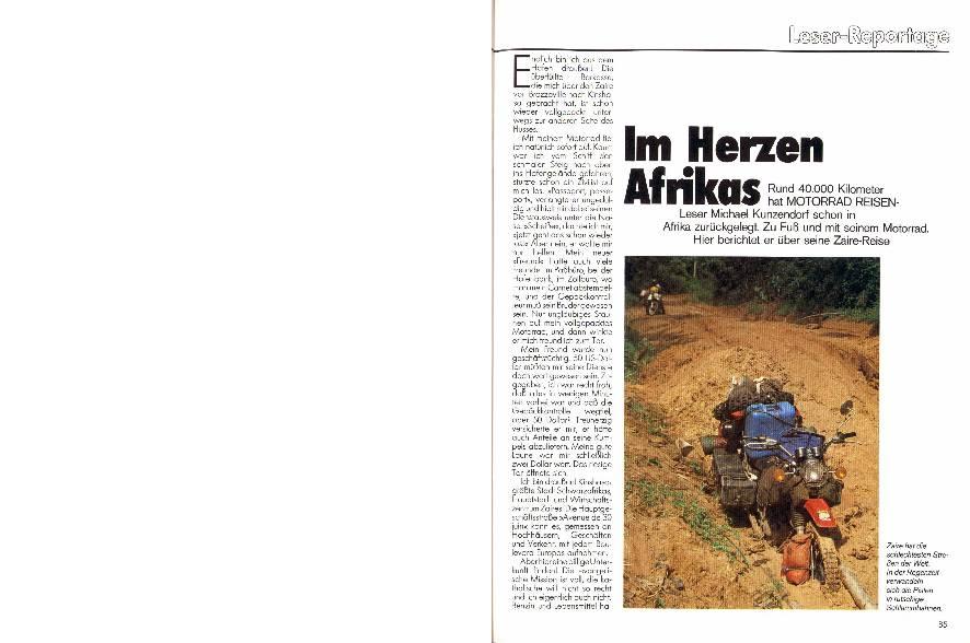 Im Herzen Afrikas
