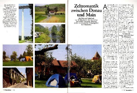 Zwischen Donau und Main