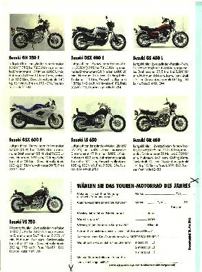 Gewinnen Sie eine Suzuki