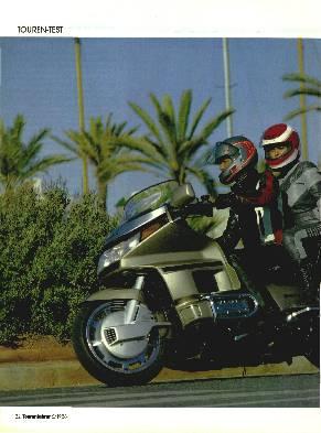 Honda Gold Wing 1500