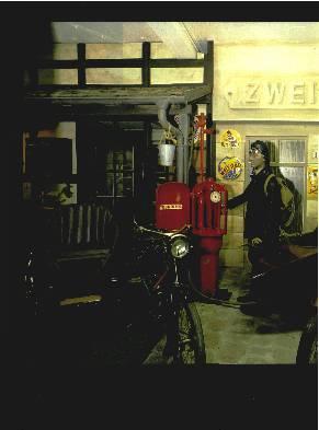 Deutsche Museums- Strasse