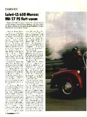Lohre-LS 650 Monza