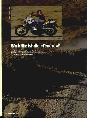 Yamaha XTZ 750 Super Ténéré