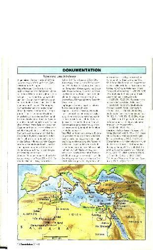 Reise rund ums Mittelmeer
