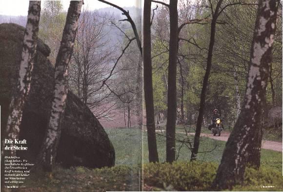 Waldviertel- Österreich