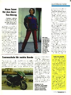 Gore-Tex-Anzug