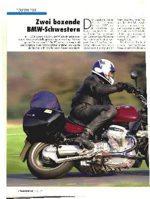 BMW R 850 R/R 1100 R