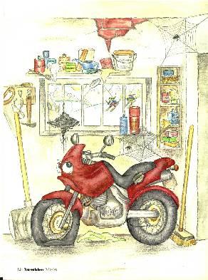 Liebe dein Motorrad