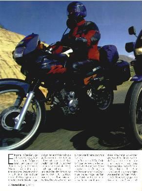 Aprilia Pegaso 650/Honda Dominator NX 650