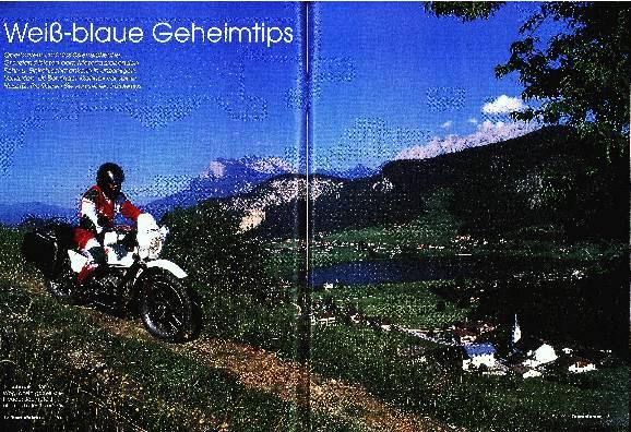 Oberbayern- Tirol