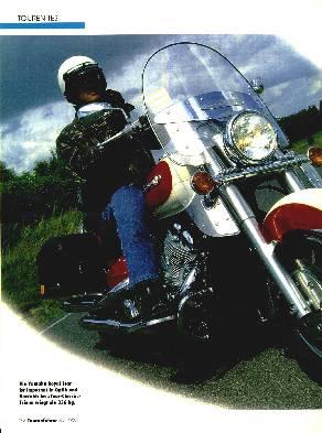 Yamaha XVZ 1300 Royal Star