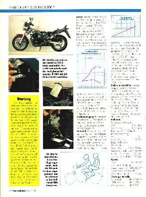 Honda CB 500/Suzuki GS 500 E