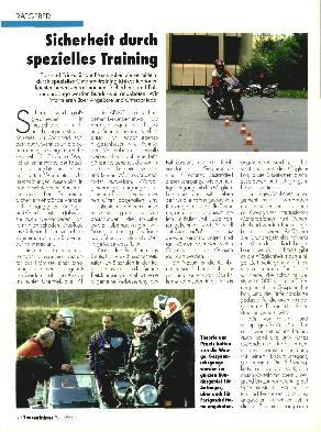 Ratgeber: Sicherheit durch spezielles Training