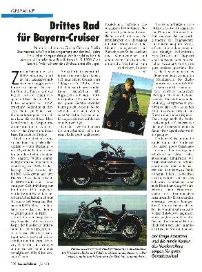 Walter-BMW R 1200 C/Freeway Roadster