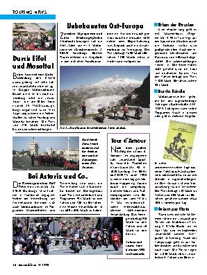 Touring-News