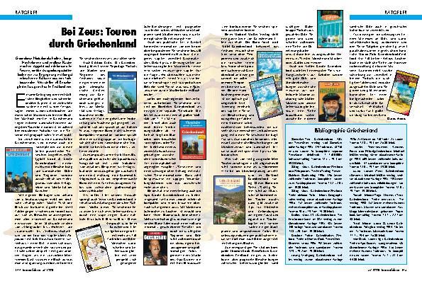 Griechenland-Bücher