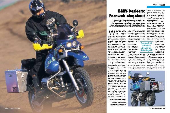 BMW-Desierto