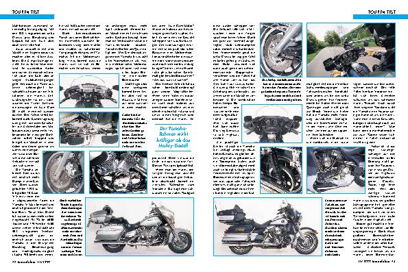 Harley Ultra Classic/Yamaha Ventura