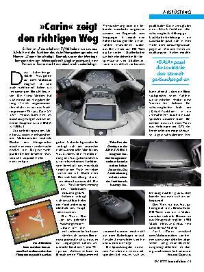 Navigationsgerät Carin