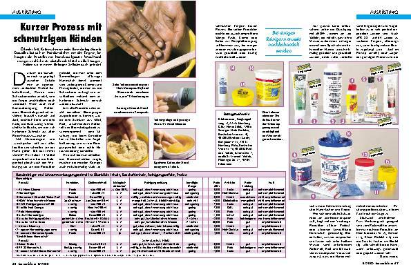 Kurzer Prozess mit schmutzigen Händen