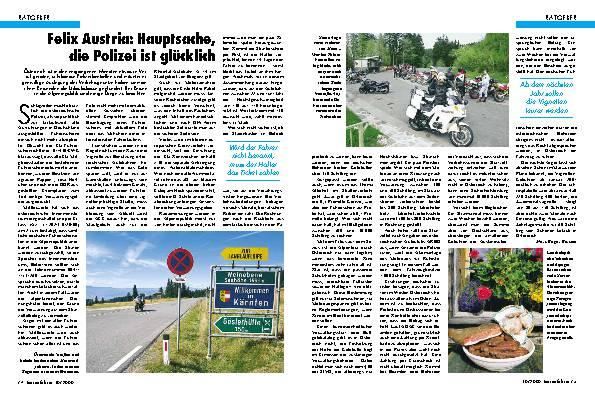 Polizeikontrollen in Österreich