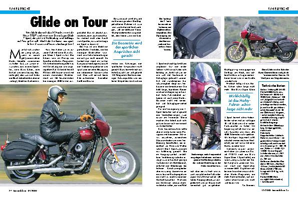 Harley-Davidson Dyna Super Glide T-Sport