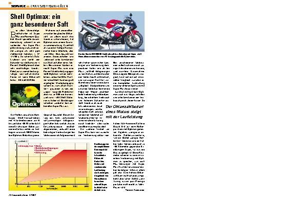 Kraftstoffqualitäten