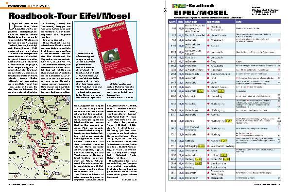 Eifel- Mosel