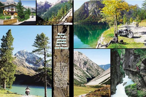 München zum Alpenhauptkamm