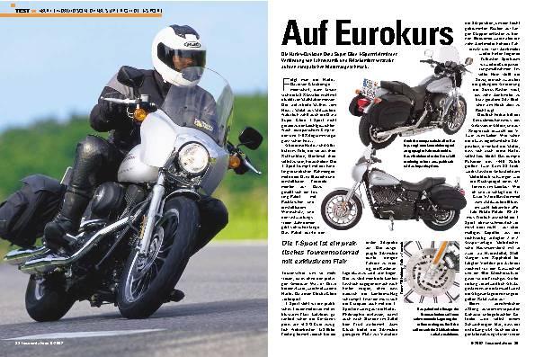 Harley-Davidson DYNA Super Glide-Sport