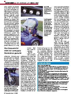EML-Yamaha FJR 1300/GT 2001