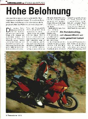 KTM 950 Adventure/S