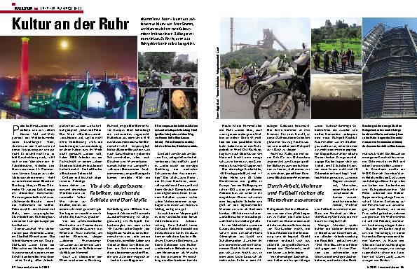 Kulturtrip im Ruhrgebiet