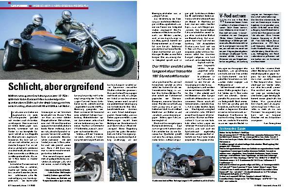 Mobec-Harley-Davidson-V-Rod/Gipsy