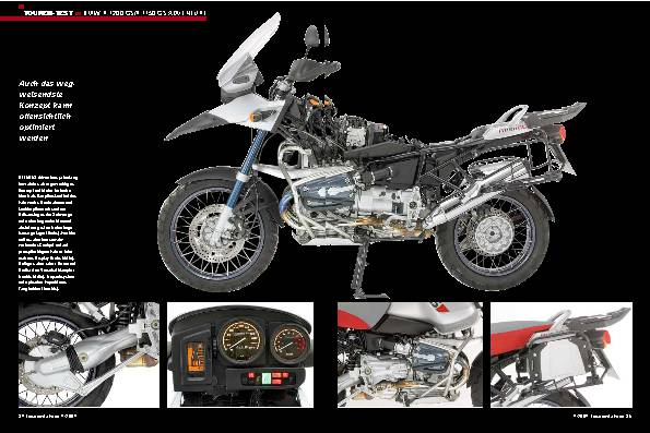BMW R 1200 GS/R 1150 GS ADVENTURE