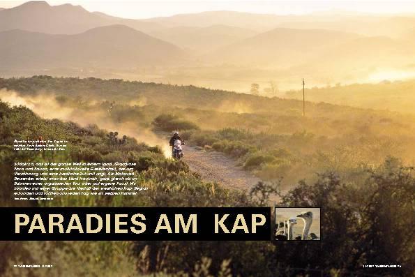 Südafrika - Paradies am Kap
