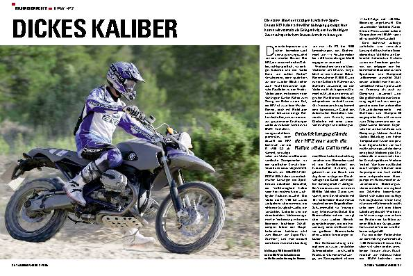 Dickes Kaliber