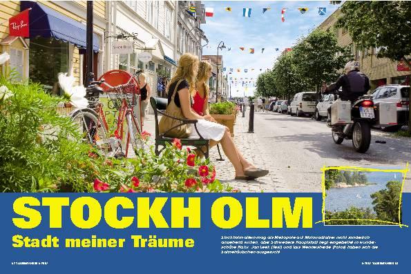 Stockholm - Stadt meiner Träume